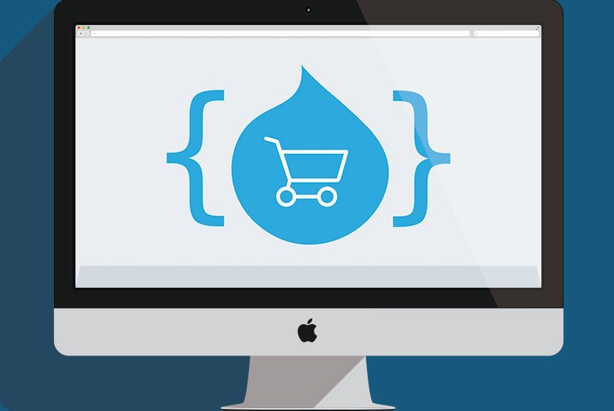 Drupal is the best solution for ecommerce websites