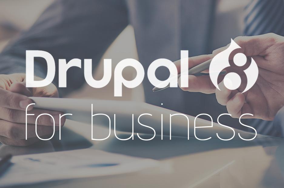 Переваги Drupal 8 для вашого бізнесу