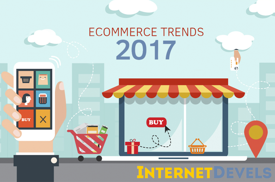 Top trends in 2017 for your e-commerce website