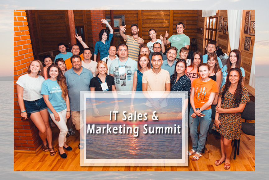 IT Sales & Marketing Summit від InternetDevels: втеча до райського куточка!