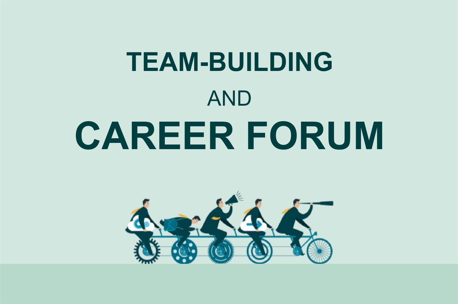 Team-building and Career Forum by InternetDevels & PM Business Solutions