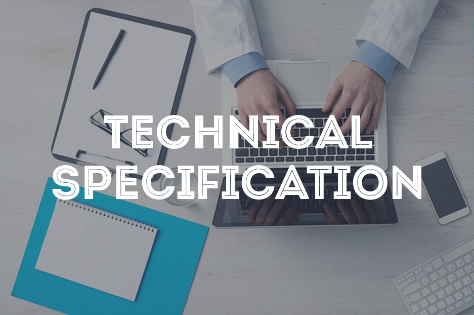 The importance of a technical specification for smooth project management