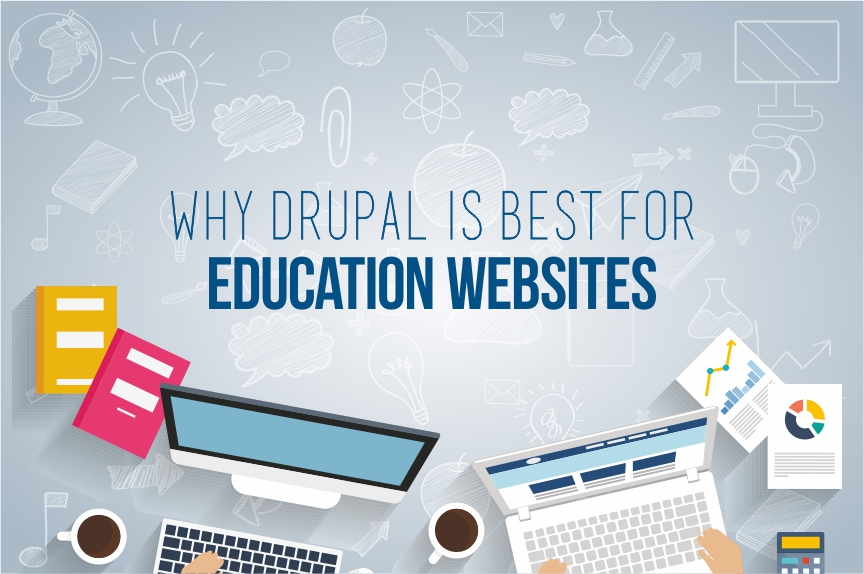 Вік живи, вік учись: чому Drupal — найкращий вибір для сайтів університетів