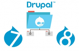 Drupal 7 vs Drupal 8: prezi presentation