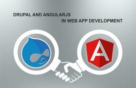 Drupal and AngularJS in web app development: a trending duet!