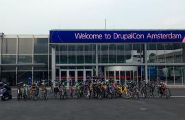 Drupalcon Amsterdam InternetDevels