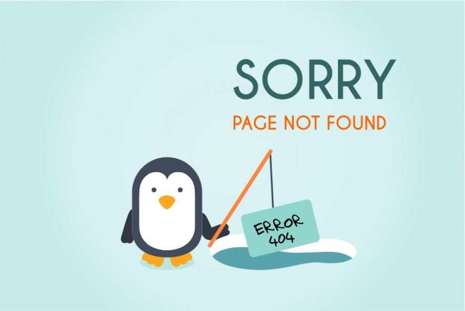 Креативные страницы 404: 10 ярких примеров