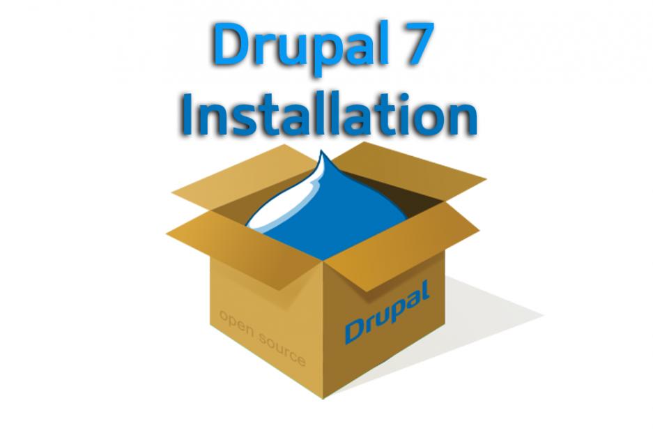 Drupal 7 Install Profile