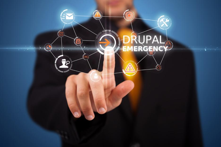 drupal emergency