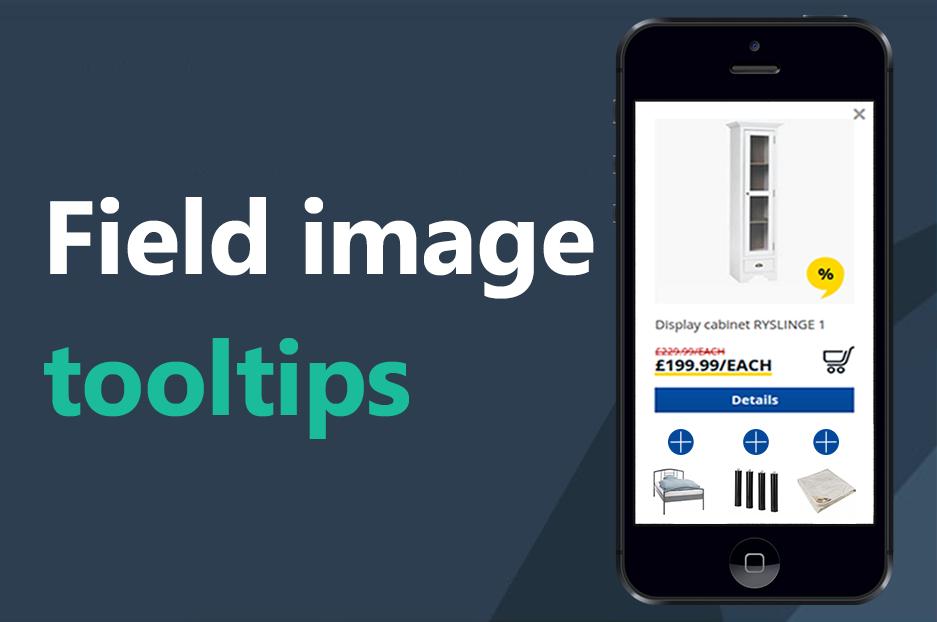 Drupal-модуль Field image tooltips для зображень з pop-up підказками