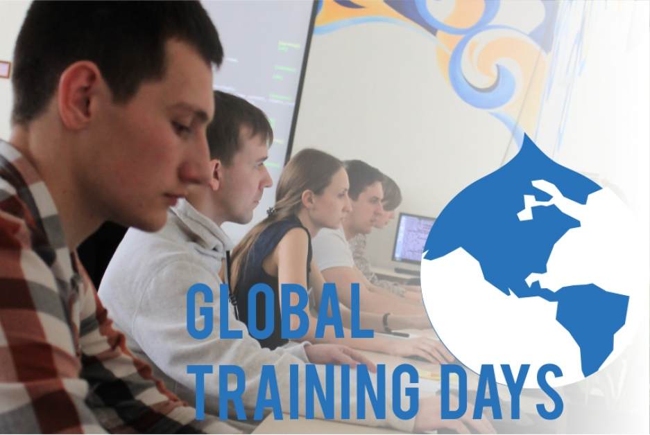 Drupal Global Training Days: the 4-part sequel by InternetDevels and Drudesk!