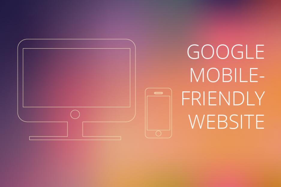 Google Mobile-Friendly Website — Infographics