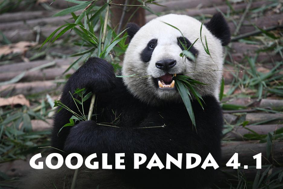 Google Panda 4.1 Algorithm