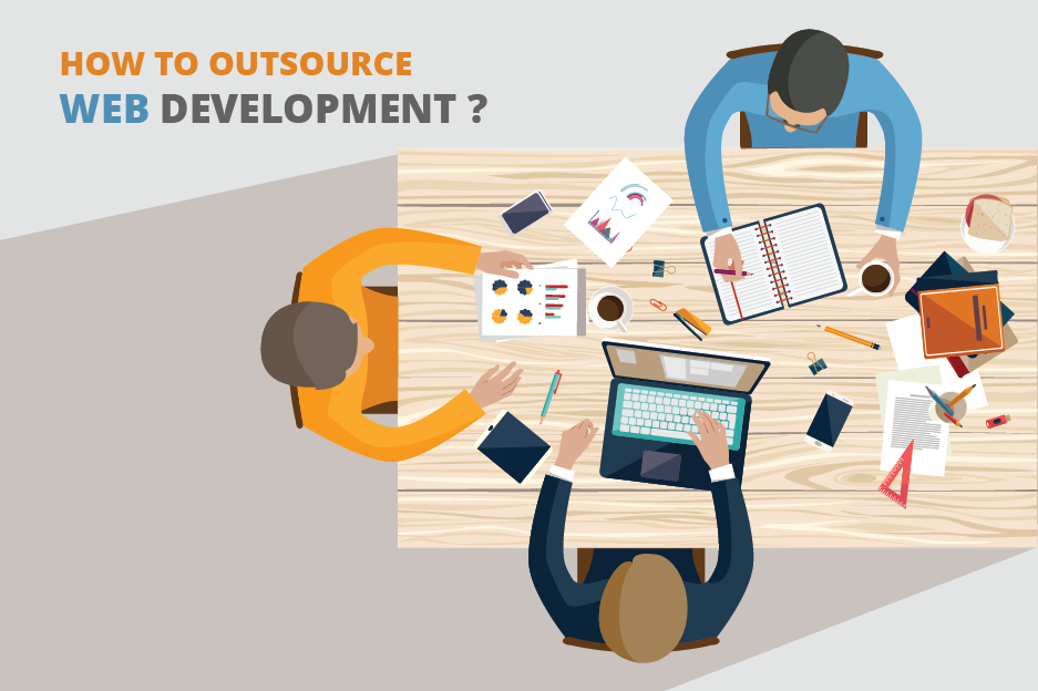 How to outsource web development?