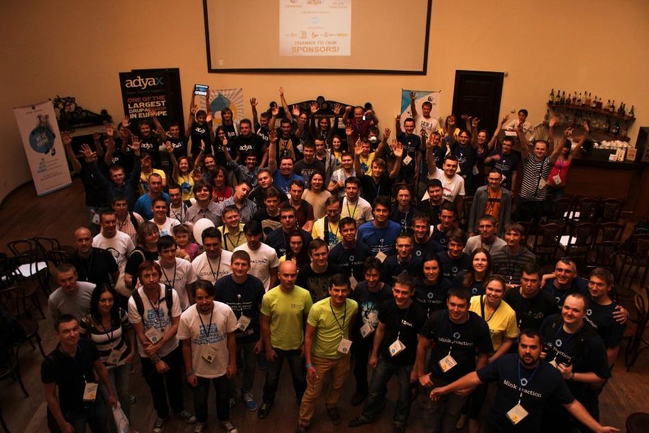 Great time at Lviv Euro DrupalCamp 2014