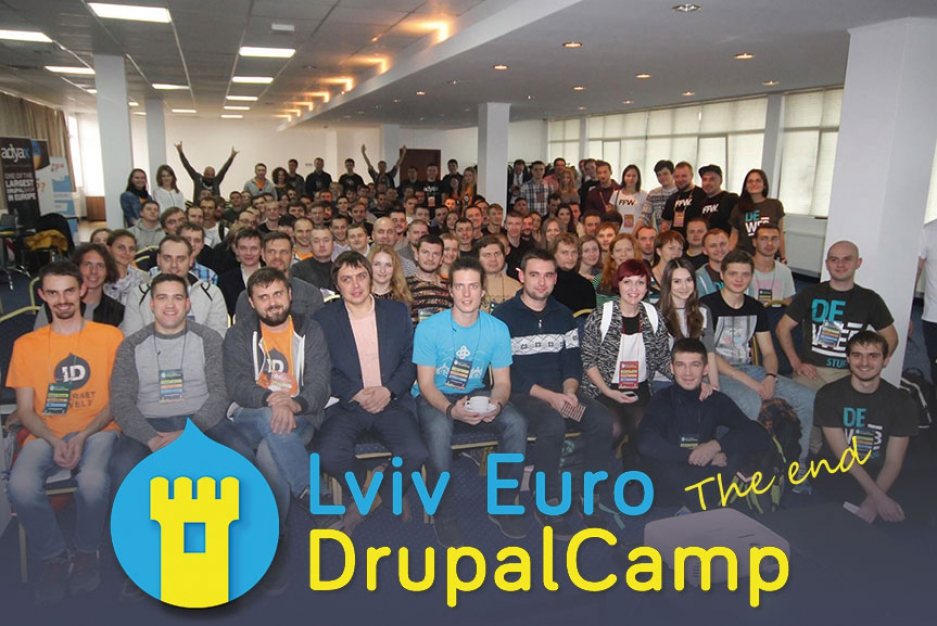 Lviv Euro DrupalCamp 2015: mission completed successfully!