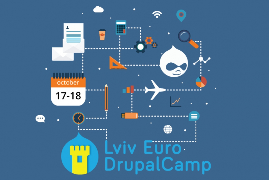 Lviv Euro Drupal Camp 2015: Schedule and Reports