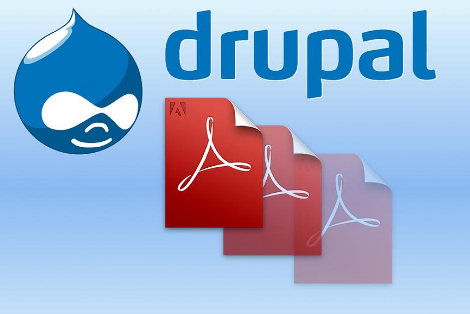 Using PDF on Your Drupal Website