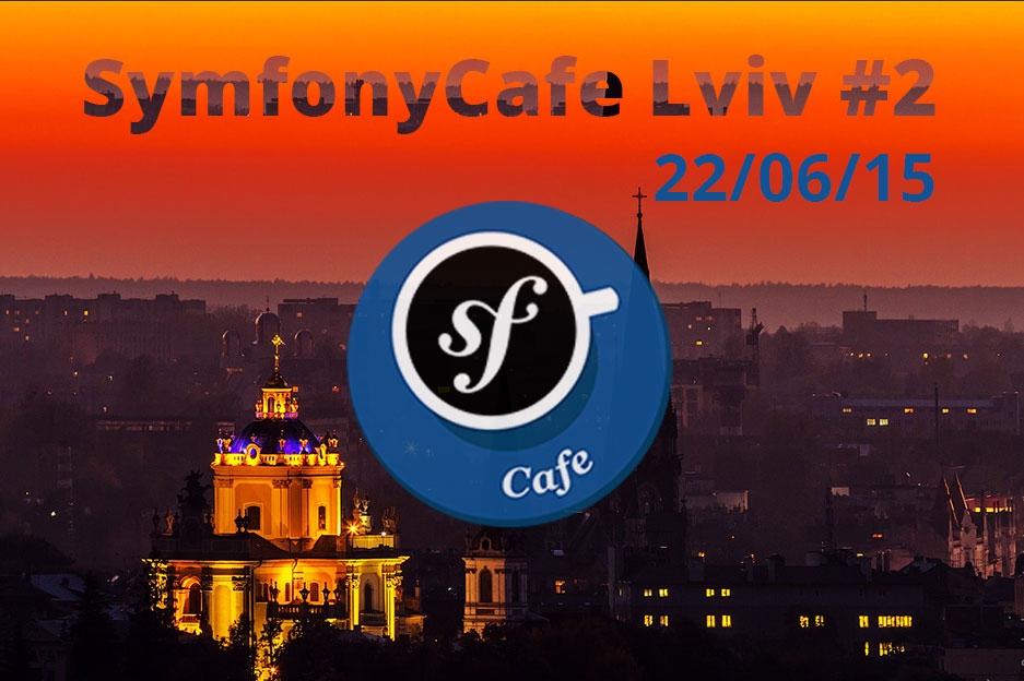 SymfonyCafe Lviv #2