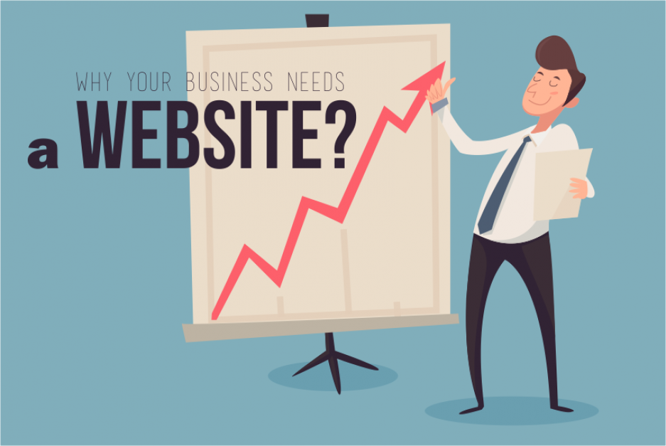 Why your business needs a website in any case